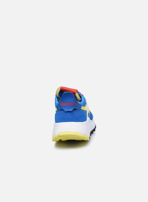 Sneaker Reebok Cl Legacy W blau ansicht von rechts