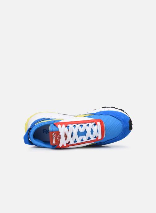 Sneakers Reebok Cl Legacy W Azzurro immagine sinistra