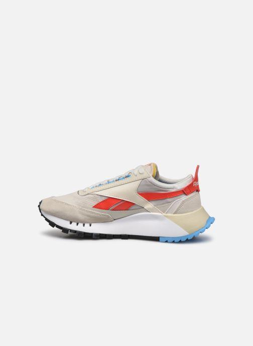 Sneakers Reebok Cl Legacy W Bianco immagine frontale
