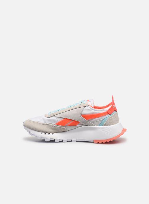 Sneakers Reebok Cl Legacy W Beige immagine frontale