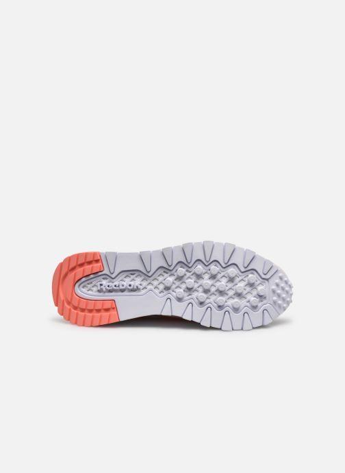 Sneakers Reebok Cl Legacy W Beige immagine dall'alto