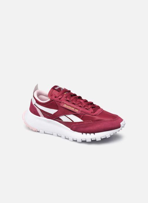 Sneakers Reebok Cl Legacy W Rood detail
