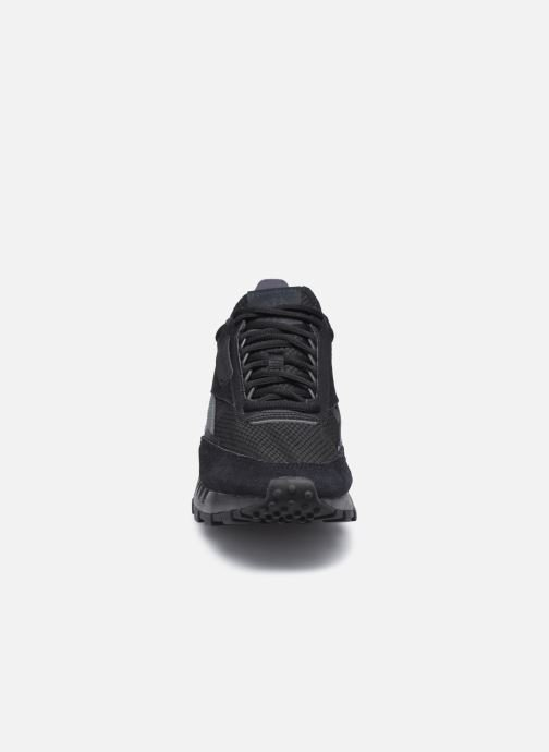 Sneaker Reebok Cl Legacy schwarz schuhe getragen