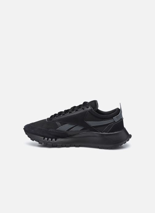 Baskets Reebok Cl Legacy Noir vue face