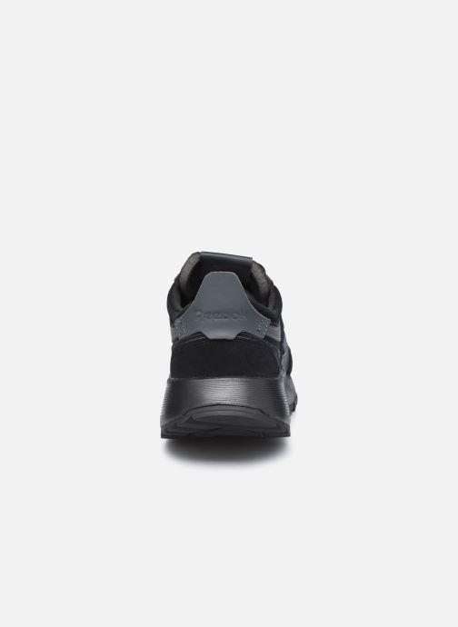 Sneaker Reebok Cl Legacy schwarz ansicht von rechts