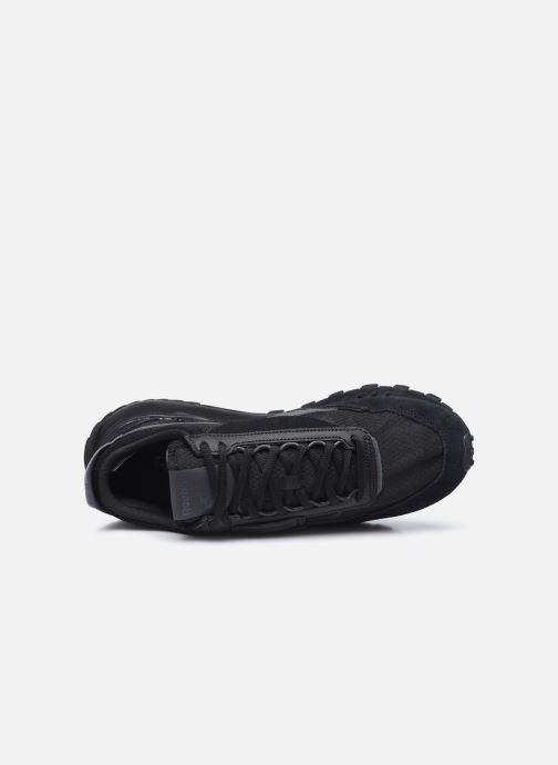 Sneaker Reebok Cl Legacy schwarz ansicht von links