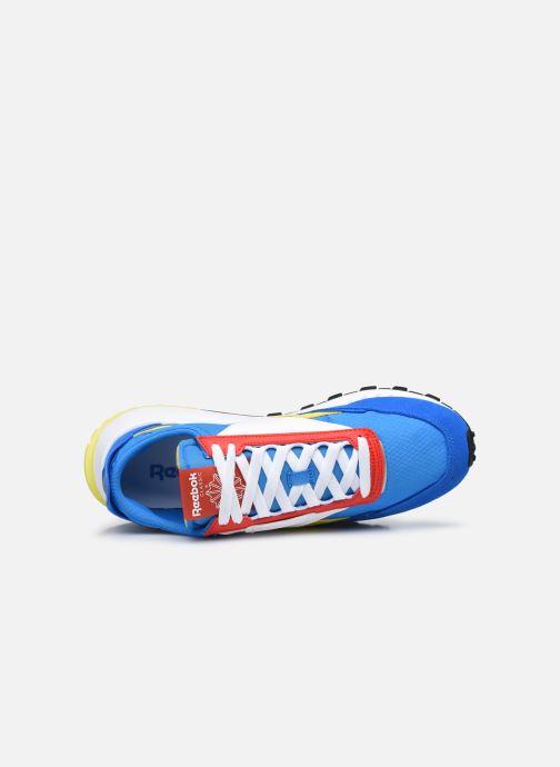 Sneaker Reebok Cl Legacy blau ansicht von links