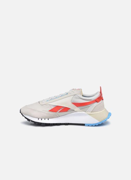 Sneaker Reebok Cl Legacy weiß ansicht von vorne