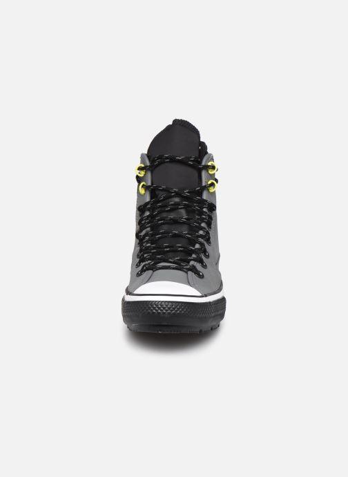 Sneaker Converse Chuck Taylor All Star All Terrain MC20 - SUMMIT - FLOW 1 Hi grau schuhe getragen