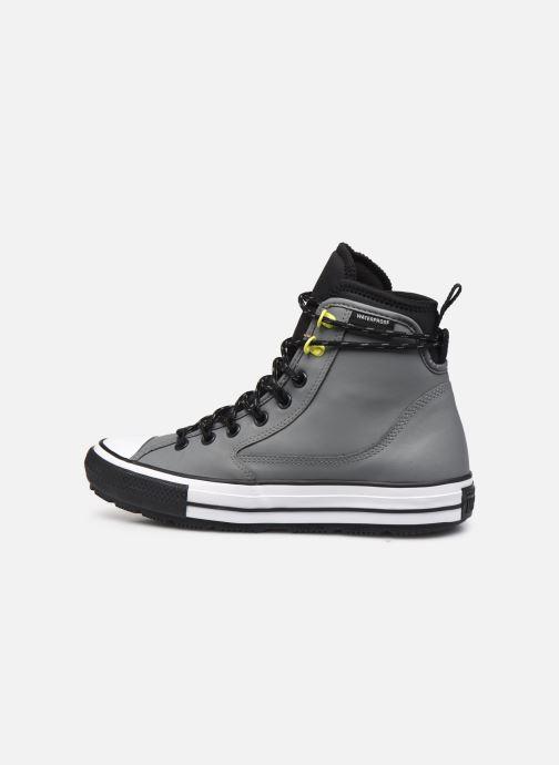 Sneaker Converse Chuck Taylor All Star All Terrain MC20 - SUMMIT - FLOW 1 Hi grau ansicht von vorne