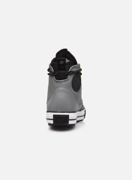 Sneaker Converse Chuck Taylor All Star All Terrain MC20 - SUMMIT - FLOW 1 Hi grau ansicht von rechts