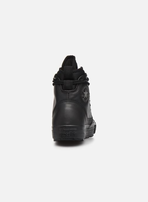 Sneaker Converse Chuck Taylor All Star All Terrain Utility Hi schwarz ansicht von rechts