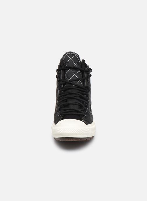 Baskets Converse Chuck Taylor All Star All Terrain Utility Hi Noir vue portées chaussures