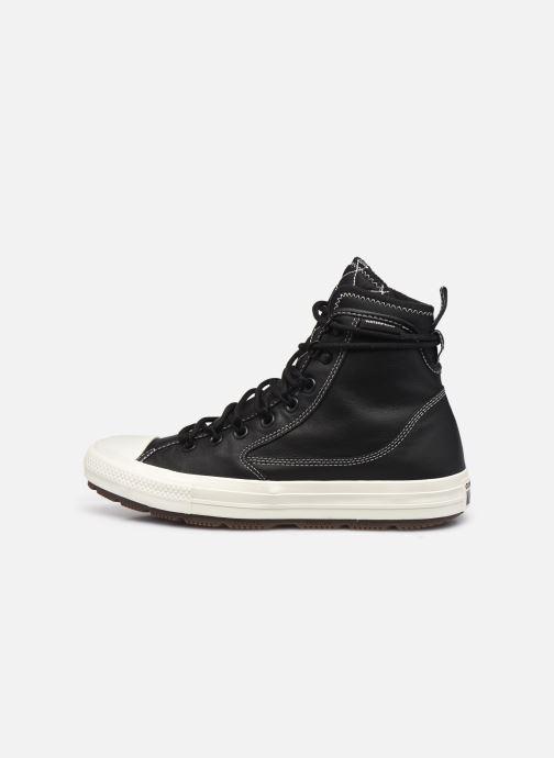 Sneaker Converse Chuck Taylor All Star All Terrain Utility Hi schwarz ansicht von vorne