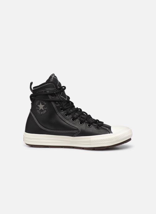 Sneaker Converse Chuck Taylor All Star All Terrain Utility Hi schwarz ansicht von hinten