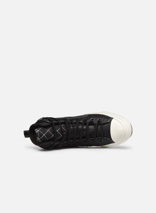 Sneaker Converse Chuck Taylor All Star All Terrain Utility Hi schwarz ansicht von links