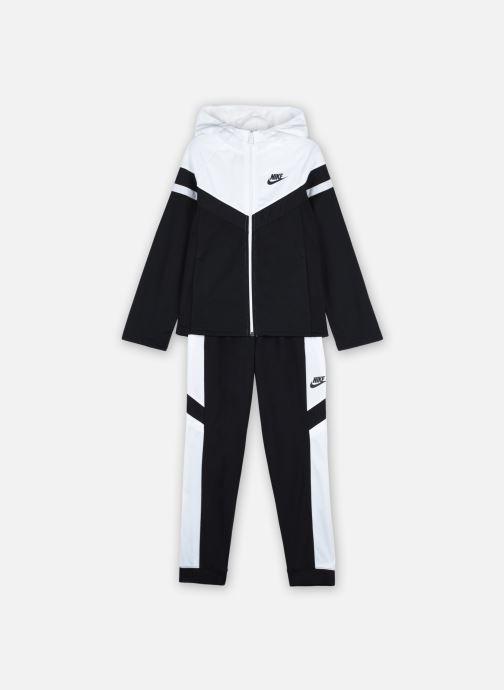 Vêtements Nike Nike Sportswear Poly Wvn Ovrly Tracksuit Noir vue détail/paire