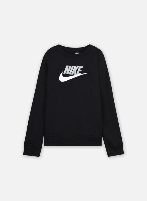 Vêtements Nike Nike Sportswear Club Futura Crew Noir vue détail/paire