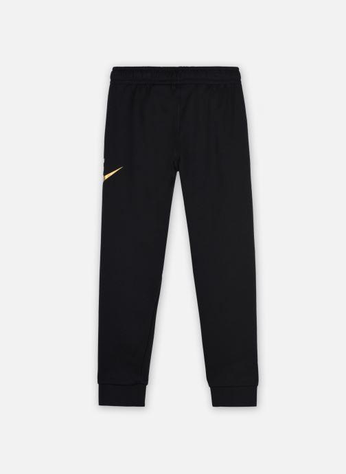 Vêtements Nike B Nsw Club + Hbr Pant Noir vue portées chaussures