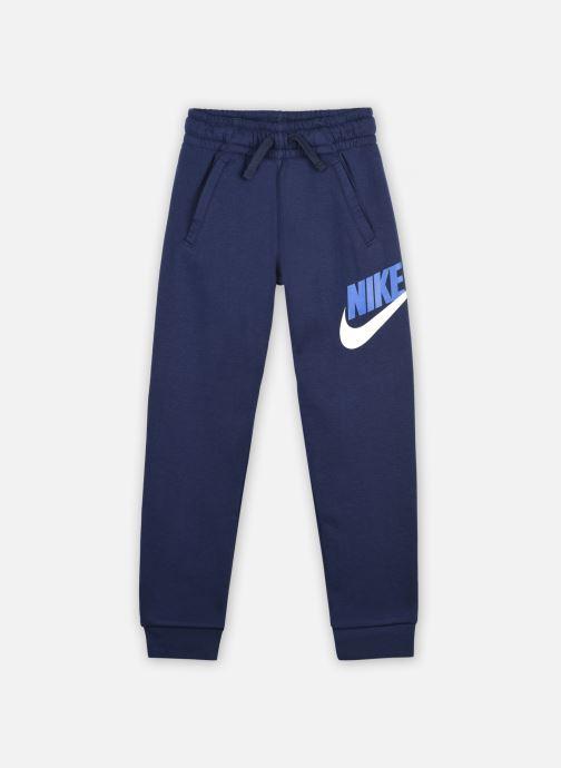 Vêtements Nike B Nsw Club + Hbr Pant Bleu vue détail/paire