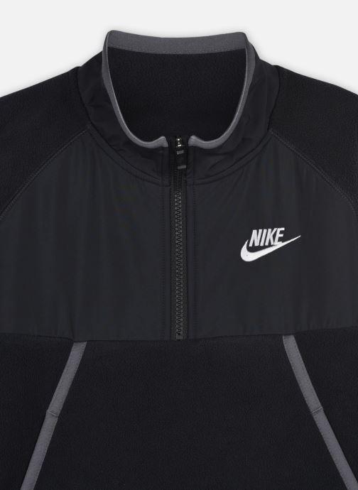 Vêtements Nike B Nsw Winterized Hz Top Noir vue face