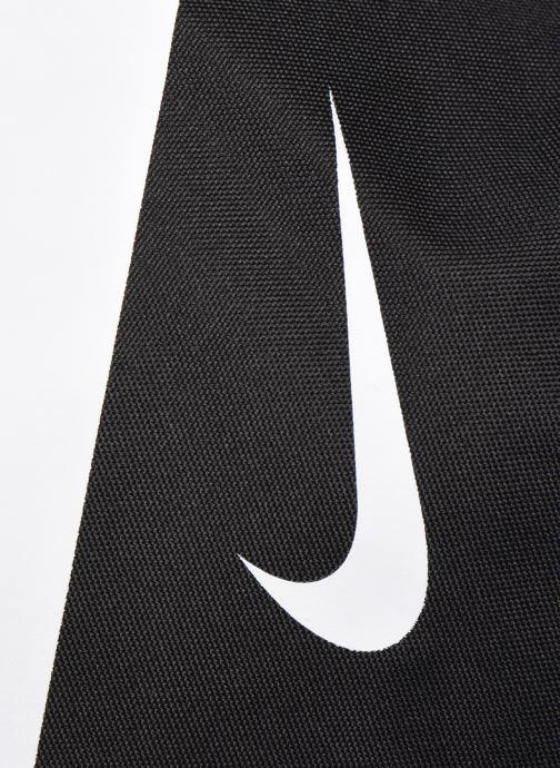 Bolsas de deporte Nike Kids' Nike Graphic Gym Sack Negro vista lateral izquierda