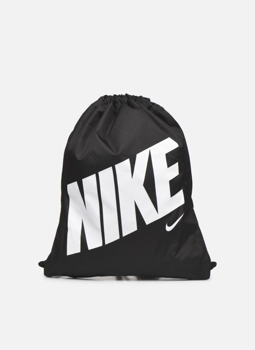 Sporttassen Nike Kids' Nike Graphic Gym Sack Zwart detail