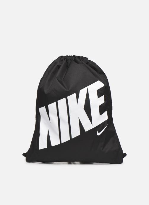 Bolsas de deporte Nike Kids' Nike Graphic Gym Sack Negro vista de detalle / par