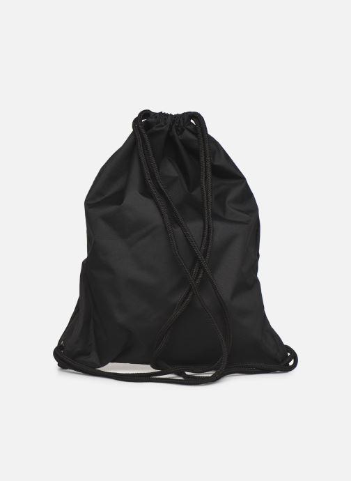Sporttaschen Nike Kids' Nike Graphic Gym Sack schwarz ansicht von vorne