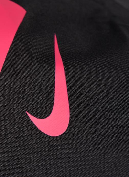Sporttaschen Nike Kids' Nike Graphic Gym Sack schwarz ansicht von links