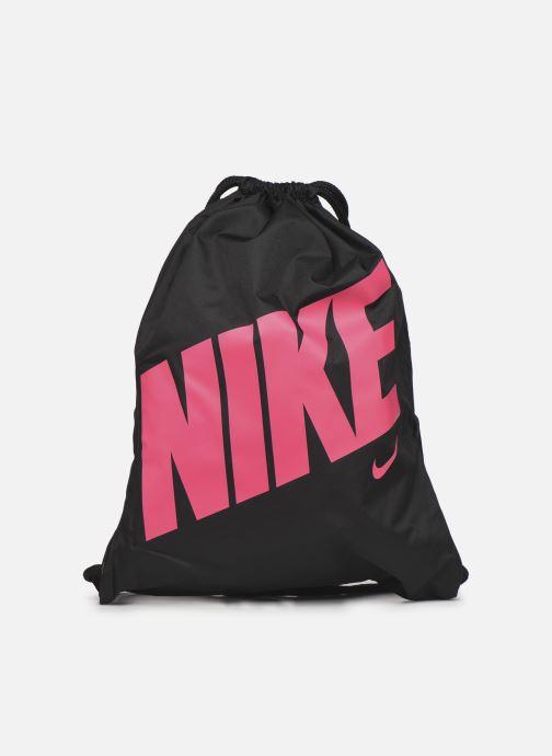 Sporttaschen Nike Kids' Nike Graphic Gym Sack schwarz detaillierte ansicht/modell