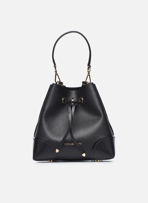 Handtaschen Michael Michael Kors MERCER GALLERY SM CONV BCKT SHLDR schwarz detaillierte ansicht/modell