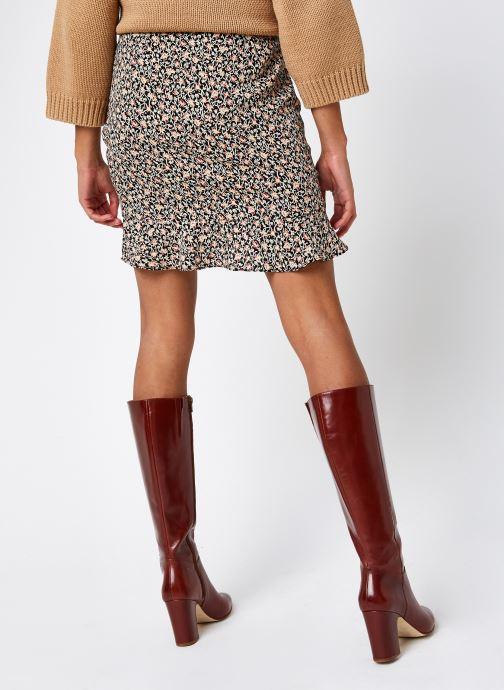 Vêtements Jolie Jolie Petite Mendigote Claudia Noir vue portées chaussures