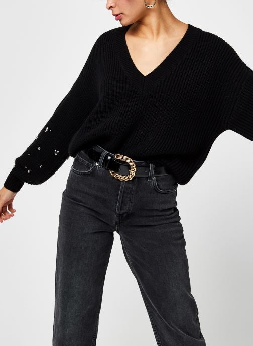 Zenegal rhinestones sweater