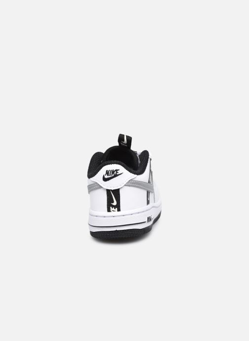 Baskets Nike Force 1 Lv8 Ksa (Td) Blanc vue droite