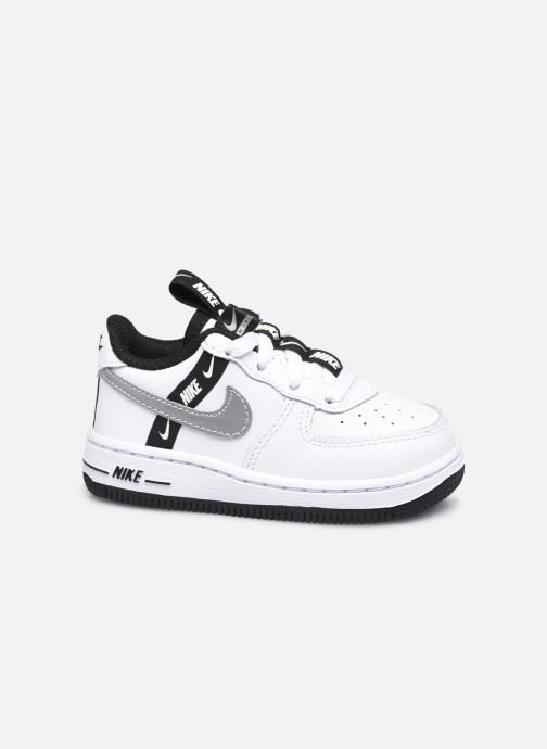 Baskets Nike Force 1 Lv8 Ksa (Td) Blanc vue derrière