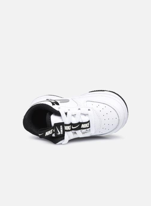 Baskets Nike Force 1 Lv8 Ksa (Td) Blanc vue gauche