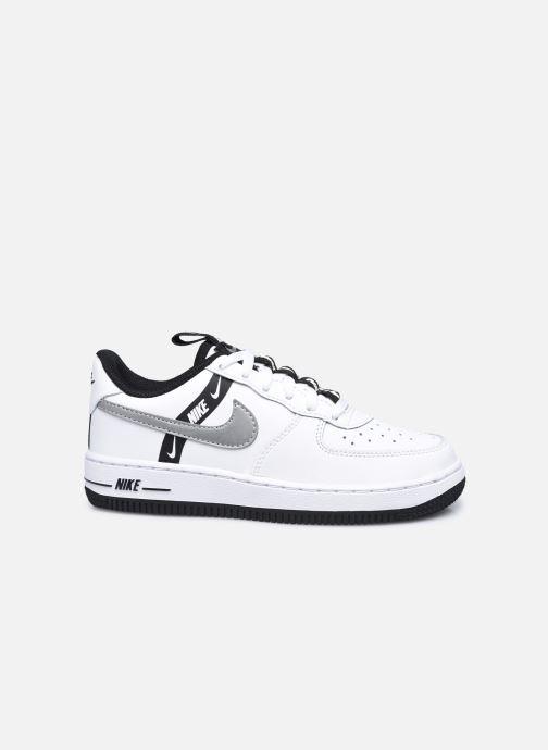 Baskets Nike Force 1 Lv8 Ksa (Ps) Blanc vue derrière