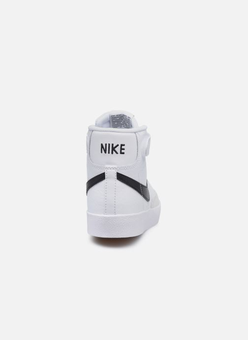 Baskets Nike Nike Blazer Mid '77 (Ps) Blanc vue droite
