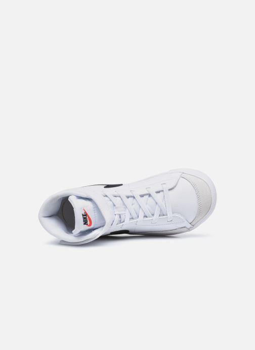 Baskets Nike Nike Blazer Mid '77 (Ps) Blanc vue gauche