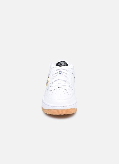 Deportivas Nike Air Force 1 Lv8 1 Ho20 (Gs) Blanco vista del modelo