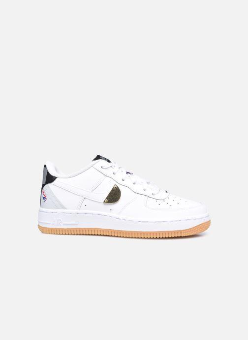 Baskets Nike Air Force 1 Lv8 1 Ho20 (Gs) Blanc vue derrière