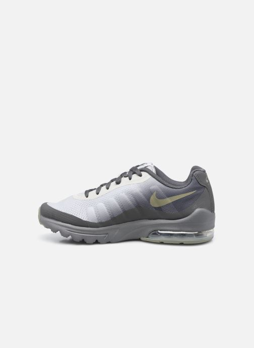 Sneaker Nike Nike Air Max Invigor Gs grau ansicht von vorne