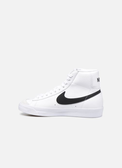Baskets Nike Nike Blazer Mid '77 (Gs) Blanc vue face