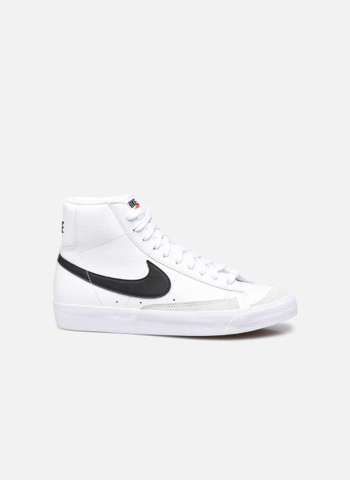Baskets Nike Nike Blazer Mid '77 (Gs) Blanc vue derrière
