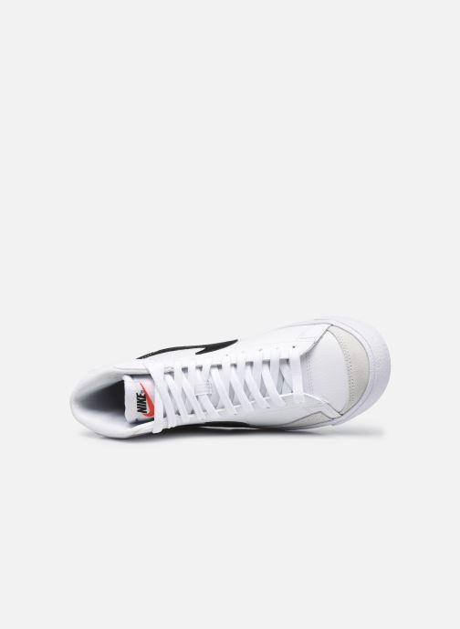Baskets Nike Nike Blazer Mid '77 (Gs) Blanc vue gauche