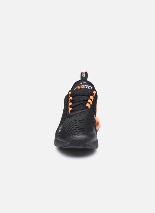 Sneakers Nike Nike Air Max 270 Gs Nero modello indossato