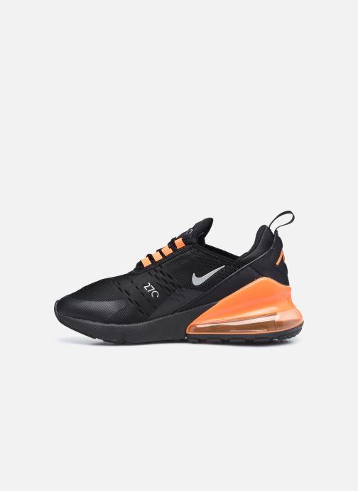 Sneakers Nike Nike Air Max 270 Gs Nero immagine frontale