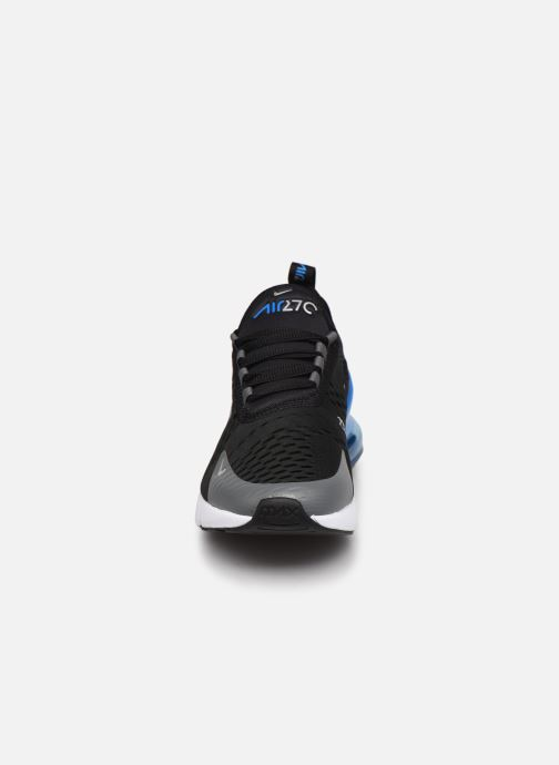 Sneaker Nike Nike Air Max 270 Gs schwarz schuhe getragen