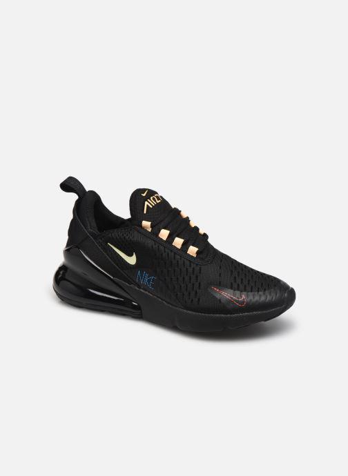 Sneaker Nike Nike Air Max 270 Gs schwarz detaillierte ansicht/modell